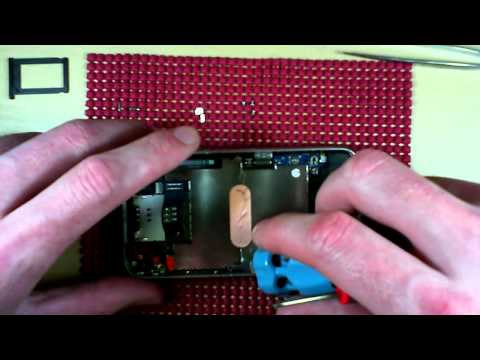 IPhone 3G Full Tear Down & Re-assembly / Rebuild
