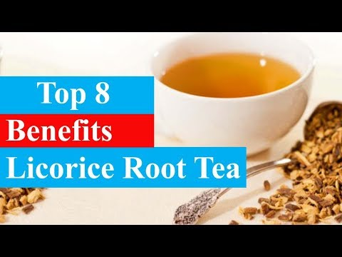 Top 8 Benefits Of Licorice Root Tea | Health Benefits - Smart Your Health