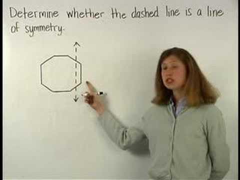 Line of Symmetry - MathHelp.com - Geometry Help