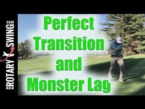 Golf Swing Transition Made Easy - Drill for Monster Lag