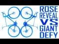 GIANT DEFY VS ROSE REVEAL