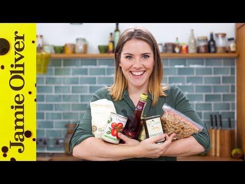 How To Stock Your Store Cupboard | Katie Pix