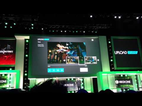 Killer Instinct for Xbox One Gameplay from Microsoft E3 conference