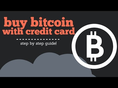 How to buy bitcoin with Credit Card in Dubai (simple easy steps!)?