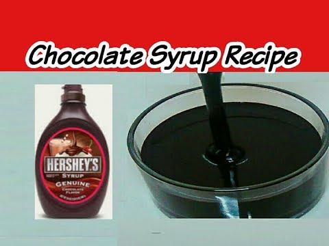 Hershey's Chocolate Syrup Banane ki Recipe,Chocolate Sauce Recipe,Chocolate Syrup Recipe,Sweta