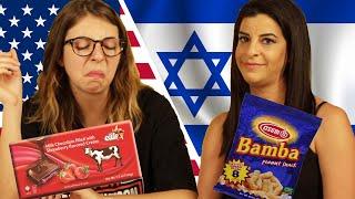 Download Americans & Israelis Swap Snacks Video