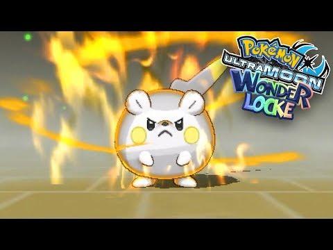 TOTEM TOGEDEMARU!! [#22] | Pokémon Ultra Sun And Moon Wonderlocke