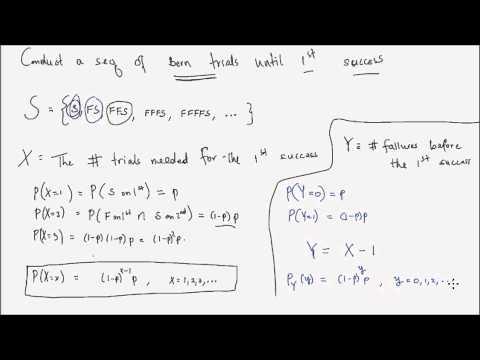 Lesson 17: Geometric Distribution Part 1