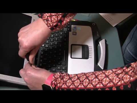How to Install a Webcam in a Toughbook CF-31