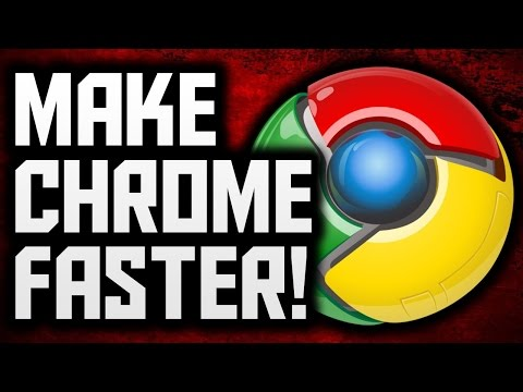 how to Speed UP Google Chrome Faster (