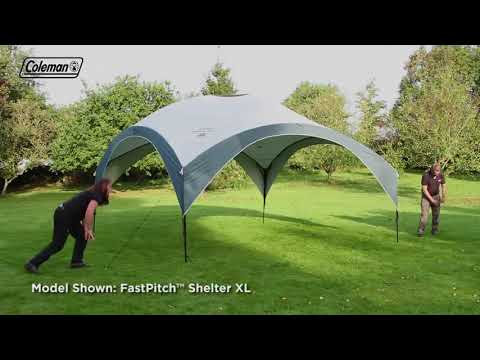 Coleman® FastPitch™ Shelter / Quick & Easy Set Up Gazebo