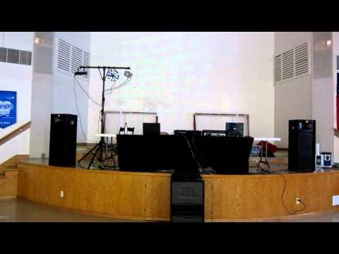 The Spectrum DJs Setup - 1
