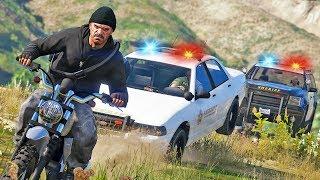 Trevor's Back in Business | GTA 5 Action Film