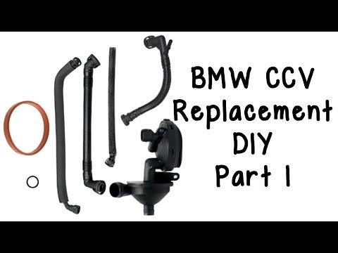 BMW M54 M52TU CCV PCV DELETE REMOVAL BYPASS for crank case