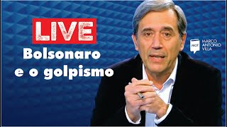 Live: Bolsonaro e o golpismo 02/06/20
