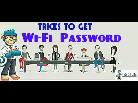 HOW TO FIND WIFI PASSWORD ON COMPUTER