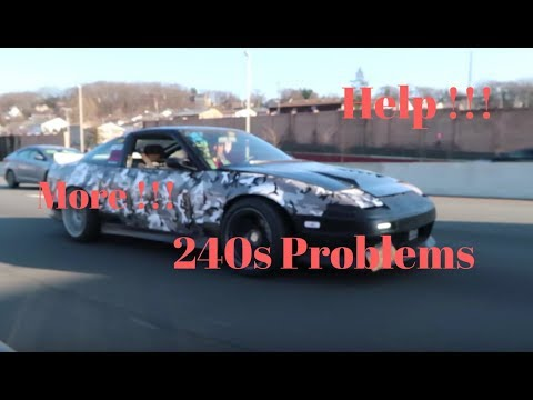 More 240s Problems !! Trying to figure out whats going on