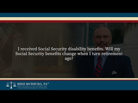 I received Social Security disability benefits. Will my Social Security benefits...