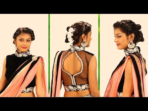 Xxx Mp4 Simple Indian Hairstyles For Long Hair For Wedding Reception Amp Party – Bridal Hairstyle Step By Step 3gp Sex
