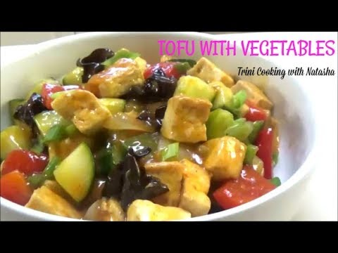 Tofu with Vegetables - Episode 502
