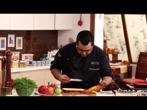 Hi Tea | Spiced Carrot Cake | Chef Ajay Chopra