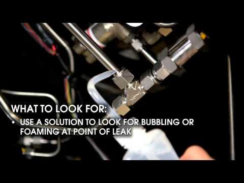 CNG Segment 9: Leak Detection and Repair