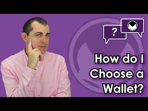 Bitcoin Q&A: How do I choose a wallet?