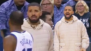 Kevin Durant SHUTS UP DRAKE FOR TRASH TALKING BY HITTING GAME WINNER VS RAPTORS!!!