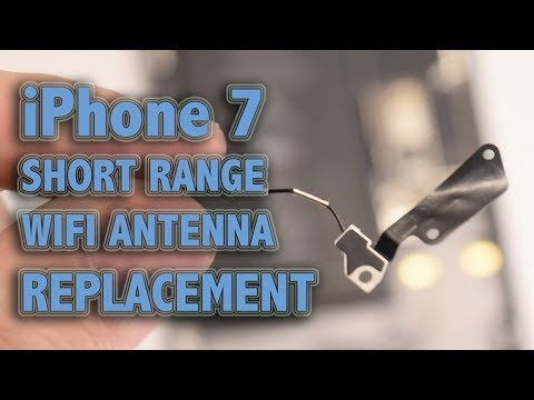 iPhone 7 Short Range WiFi Antenna Replacement