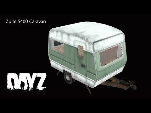 Caravan DayZ Standalone