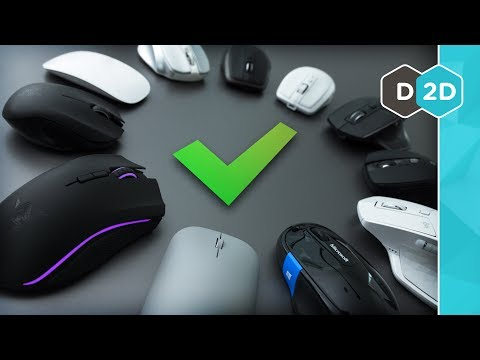 The Best Mouse for Laptops!