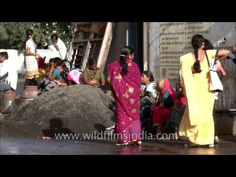 Xxx Mp4 People Walking The Streets Of Satara City Maharashtra 3gp Sex