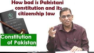 Pakistan's Constitution and Citizenship: Prof. Faizan Mustafa