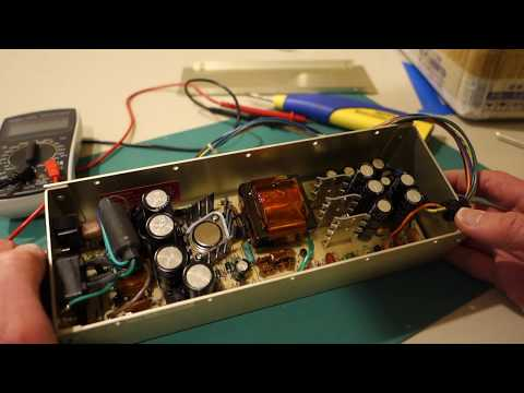 Assembly Lines #44: Apple II Power Supply Testing
