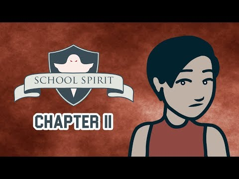 SCHOOL SPIRIT Chapter 2: Are You An Ally?