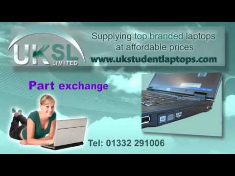 UKSL LTD - Professionally Reconditioned Laptops and NetBooks (Derby)