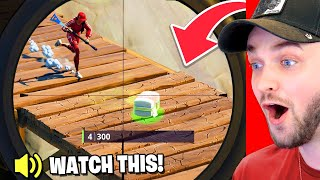 The *BEST* Fortnite 200 IQ plays! (SO SMART)