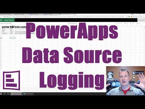 PowerApps Audit Logging