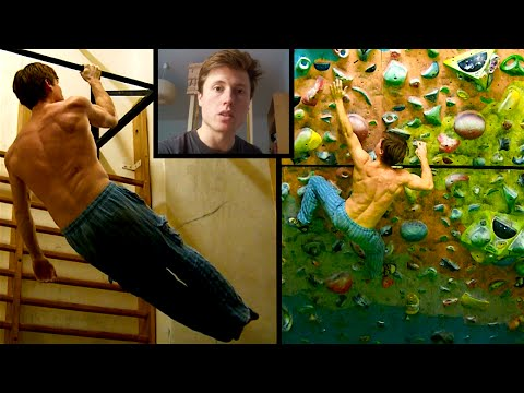 Locking Off Holds While Climbing | How To Train It | Is It Important ?