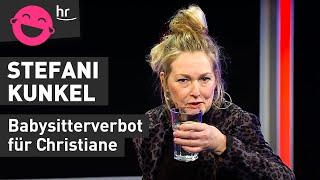 Stefani Kunkel aka Christiane von Spangenberg und ihr Ausflug in den Park | hr Comedy Marathon