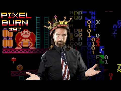 PIXEL BURN - A King, Konquered: The Fall of Billy Mitchell