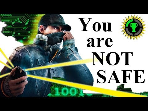 Game Theory: Watch Dogs Warning! YOU'RE NOT SAFE! (pt. 1)