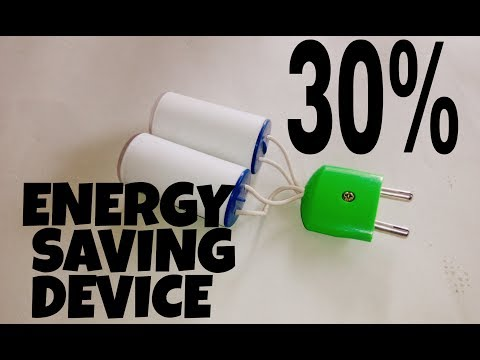 Energy saving device | electricity save up to 30%.