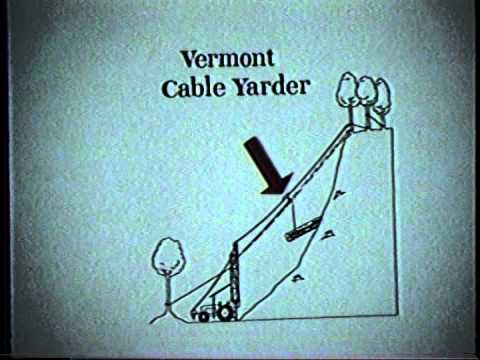 The Vermont Cable Yarder