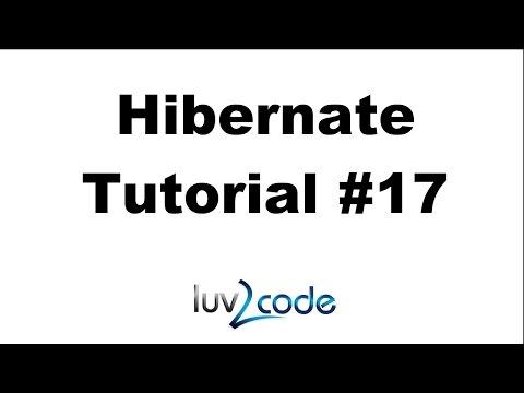 Hibernate Tutorial #17 - Primary Keys - Changing Index
