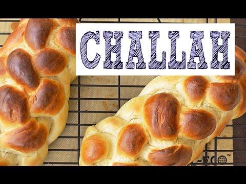 Challah - made with aquafaba