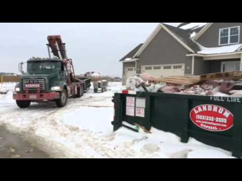 (563) 332-2555 Solid Waste Management Dumpsters Andover, Illinois