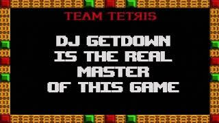 DJ GETDOWN - Tetris (Official Video Game)