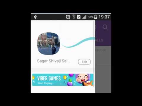 How to find the version in viber app