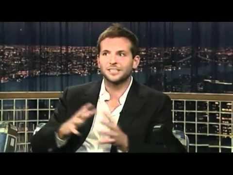 Bradley Cooper's impersonations of other actors